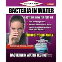 Pro Lab Bacteria Water Test Kit