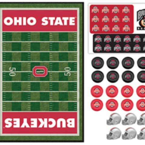 Masterpieces 41477 CLC Ohio State Checkers Puzzle