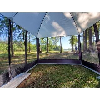 Wenzel Magnetic Door Screen House