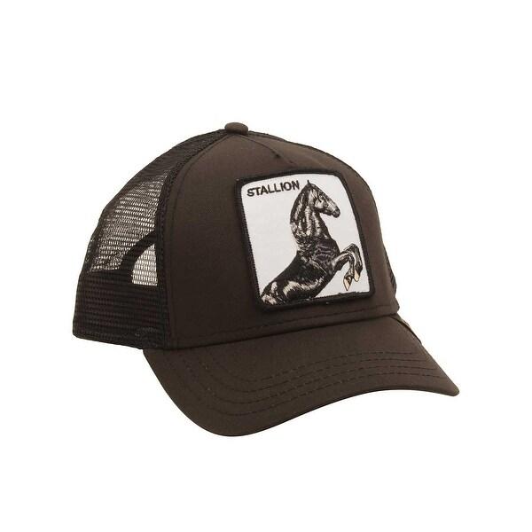 31f0ca9c0f721 Shop Goorin Bros. Mens Stallion Hat in Black - Ships To Canada ...