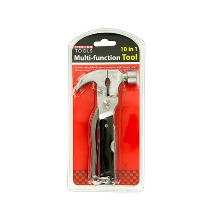 10 in 1 Multi-Function Hammer Tool thumbnail