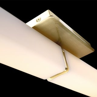"Modern Forms WS-3139 Vogue 39"" Dimmable LED ADA Compliant Bathroom Light (Option: Modern & Contemporary - Chrome Finish)"