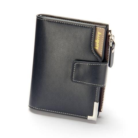 Casual Men's Wallet Vertical Multifunction Wallet