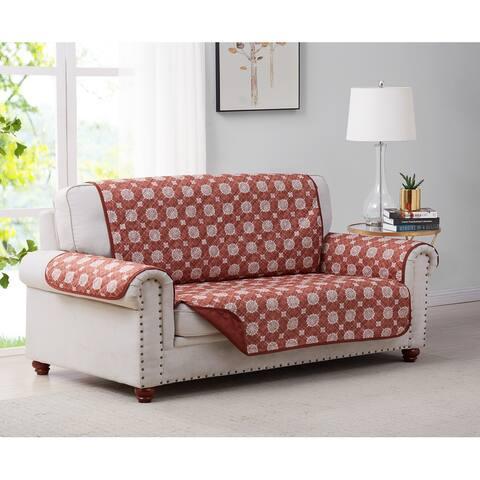 Mandala Reversible Furniture Protector Sofa