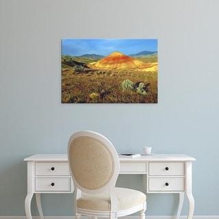 Easy Art Prints Michel Hersen's 'Painted Hills' Premium Canvas Art