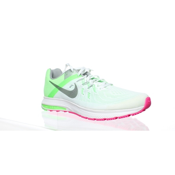 892bf6f561e5 Shop Nike Womens Nike Zoom Winflo 2 White Running Shoes Size 11.5 ...