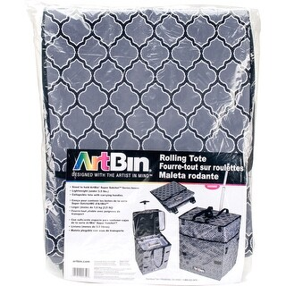 Artbin Collapsible Rolling Tote