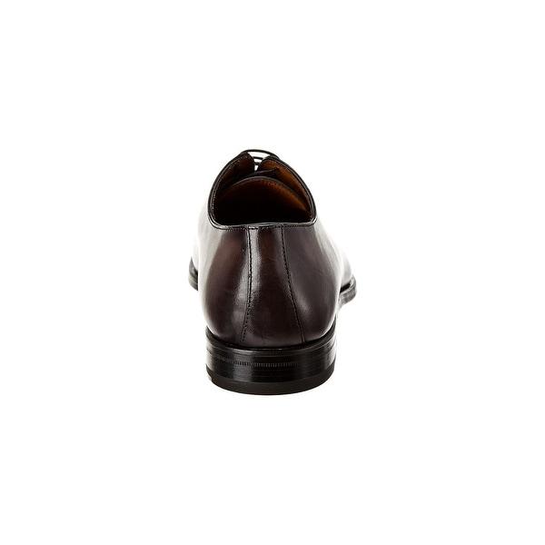 bruno magli fermo leather loafer