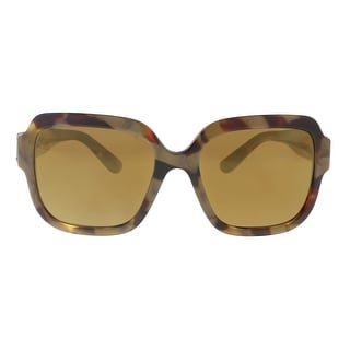 Dolce & Gabbana DG4336 31706H Havana Pear Square Sunglasses - 56-18-145