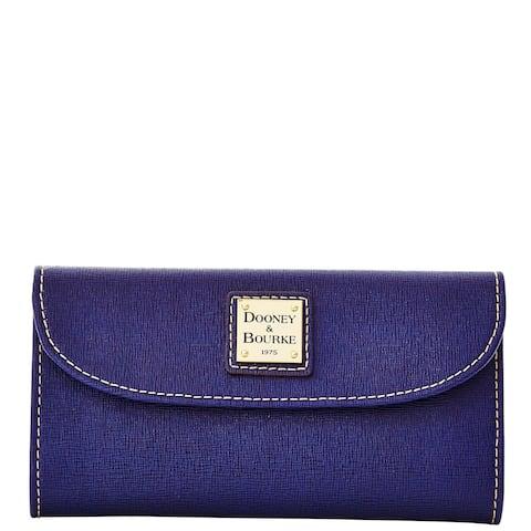 Dooney & Bourke Saffiano Continental Clutch Wallet (Introduced by Dooney & Bourke in Aug 2014)