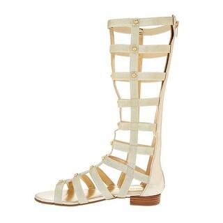 Marc Fisher Womens Lexxi Open Toe Casual Gladiator Sandals