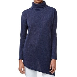Rachel Rachel Roy NEW Blue Women's Size Large L Turtleneck Sweater