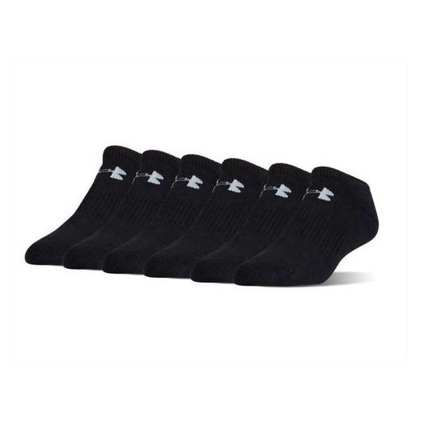 Under Armour Socks UA Menu0026#x27;s Charged Cotton 2.0 No Show 6