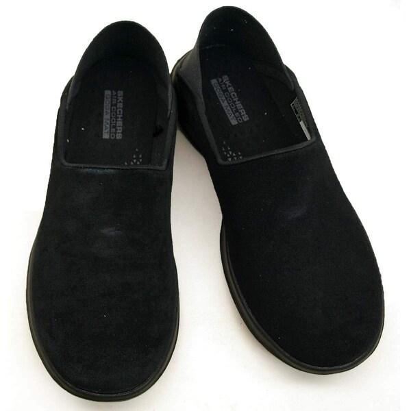 Shop Skechers Women's Gowalk Lite Cozy, Walking, Black, 10