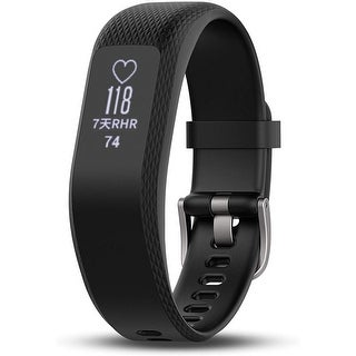 Refurbished Garmin vivosmart 3 Black-S-M vivosmart 3 Activity Tracker