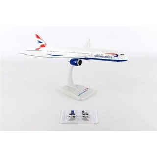 1-200 Commercial Models British Airways 787-9 1-200 with Gear