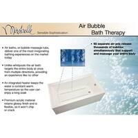 "Mirabelle MIRBDA6032 Bradenton 60"" X 32"" Drop-In Air Bath Tub with Reversible Drain"