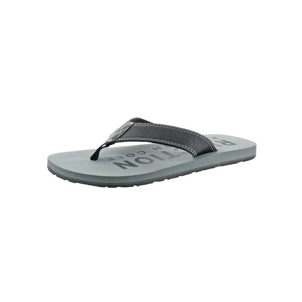 Kenneth Cole Reaction Mens Fresh Start Flip-Flops Casual Thong