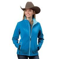 Roper Jacket Womens Soft Shell Zipper