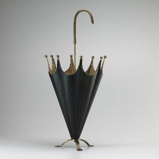 Cyan Design 2249 Gold and Black 30 75 Umbrella Holder
