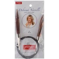 "Deborah Norville Fixed Circular Knitting Needles 40""-Size 17/12mm"
