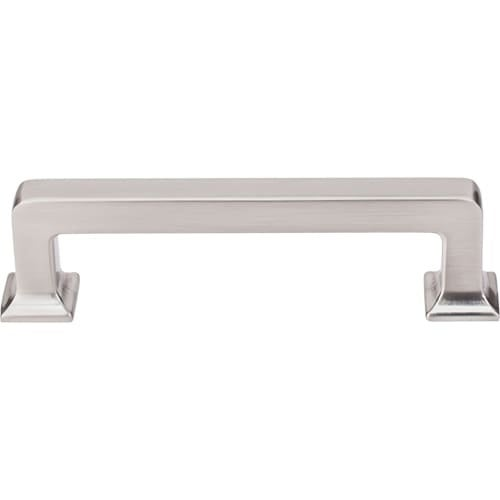 Top Knobs TK703 Ascendra 3-3/4 Inch Center to Center Handle Cabinet Pull