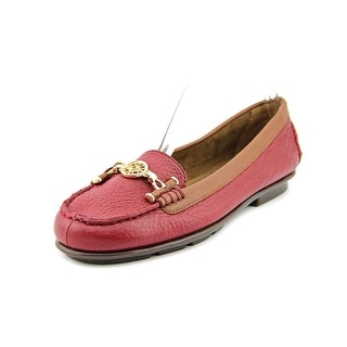Aerosoles Nuwlywed W Round Toe Leather Loafer