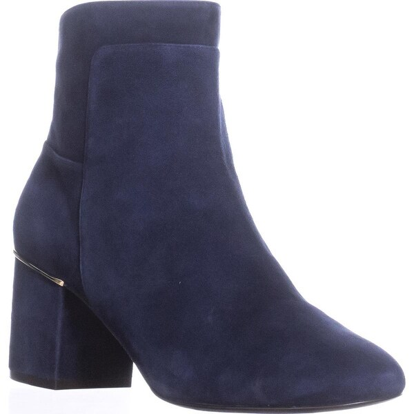 Cole Haan Arden Grand Bootie, Marine Blue - 10 us / 40 eu