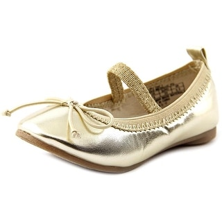 Kenneth Cole Reaction Copy Tap   Round Toe Synthetic  Ballet Flats