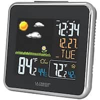 La Crosse Technology 9650839 308-146 Weather Station with Color Display