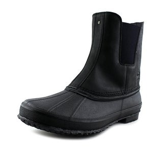 Ugg Australia Romosa Round Toe Leather Rain Boot
