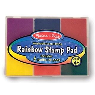 Melissa & Doug LCI1637 Rainbow Stamp Pad