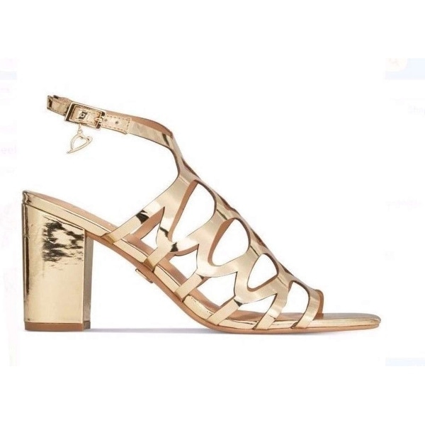 Thalia Sodi Womens Kiarah Open Toe Casual Strappy Sandals
