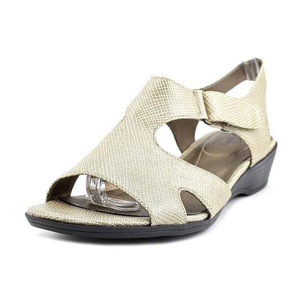 Life Stride Mary Open Toe Synthetic Sandals