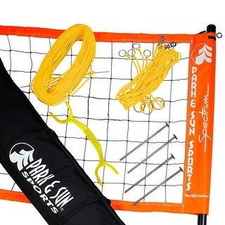 Park & Sun Sports Spectrum 2000 Volleyball Set - Orange