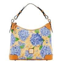 Dooney & Bourke Hydrangea Basketweave Hobo Shoulder Bag (Introduced by Dooney & Bourke at $228 in Apr 2018)