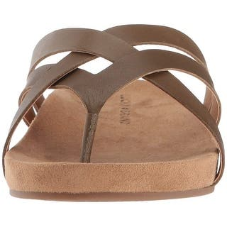 e7fb987ba31c7e Lucky Brand Womens Keela Leather Open Toe Casual Espadrille Sandals · Quick  View
