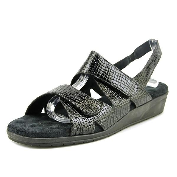 Walking Cradles Orwell Women Black Sandals