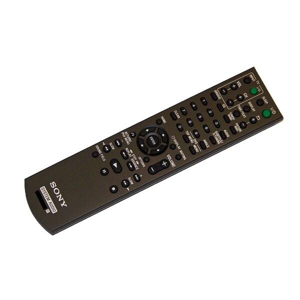 OEM Sony Remote Control Originally Shipped With: HCD-SLK2iV, HCDSLK1i, HCD-SLK1i, HCDSLK2i, HCDSLK2iV, HCD-SLK2i