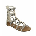 Red Circle Footwear 'Musica' Gladiator Sandal - Thumbnail 2