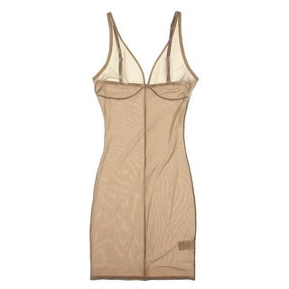 Yummie by Heather Thomson Womens Plunging Convertible Shaping Slip - M