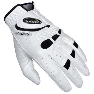 Intech Cabretta Golf Glove (6 Pack) - Men's LH XX-Large
