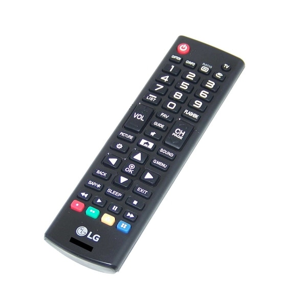 OEM LG Remote Control Originally Shipped With: 32LH570B-UC, 43LH5500, 43LH5700, 43LH5700UD, 43LH5700-UD