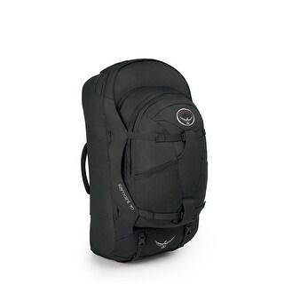Osprey Farpoint 70 Travel and Trekking Backpack, Volcanic Grey S/M Torso - volcanic grey