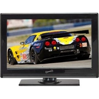 Supersonic 1080P Led Widescreen Hdtv With Hdmi Input And Ac/Dc Compatible For Rvs, 24-Inch