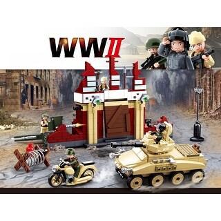 Link to WWII Battle of Stalingrad Building Brick Construction Kit 479pcs Similar Items in Building Blocks & Sets