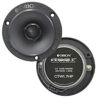 "Orion Cobalt 3.8"" Super Tweeter 300W Max (Pair Packed)"
