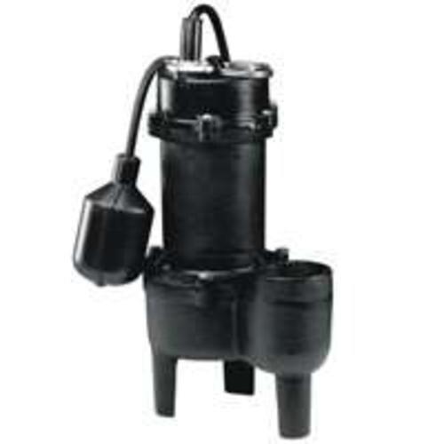 Wayne RPP50 Cast Iron Sewage Pump 1/2Hp