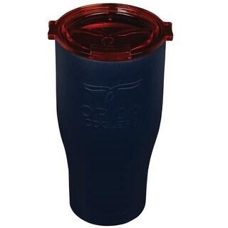 Orca ORCCHA27NA/OR Drinkware Vacuum Mugs, Navy/Orange, 27 OZ