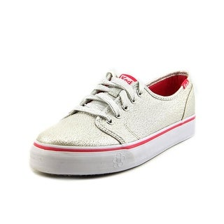 Keds Double Dutch Round Toe Canvas Sneakers